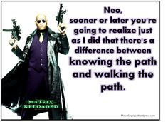 """Laurence Fishburne in """"The Matrix"""" Lawrence Fishburne, Matrix Reloaded, Gina Torres, One Liner, Movie Quotes, Memes, Style, Film Quotes, Swag"""