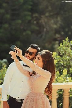 Said Mhamad photography shared by Julie on We Heart It Romantic Couple Images, Romantic Couples, Couple Photoshoot Poses, Pre Wedding Photoshoot, Cute Muslim Couples, Cute Couples, Girl Pictures, Girl Photos, Pakistani Bridal Hairstyles