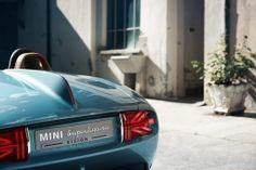 Mini Touring Superleggera Vision