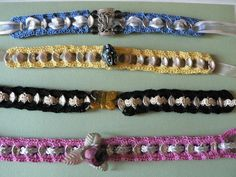 Upcycled clips Jewelry and fashion accessories | Recyclart