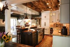 cottage traditional kitchen