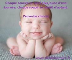 Souriez, c'est bon pour la santé :) ! www.clefdubienetre.fr