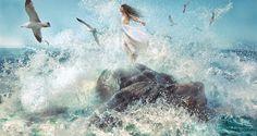Nutze den Klang und die Weite des Meeres für eine Meditation um aus der Enge auszubrechen