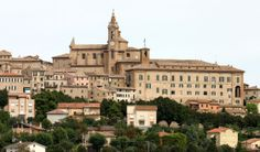 Best small towns to visit in Italy - Corinaldo - Corinaldo is a town in the Province of Ancona, in the Marche Region, near Assisi. It features beautiful, well-preserved 14th-century walls and if you are a fan of Halloween head there in October and you'll be surprised by the festival that's organized there!