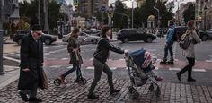 Russos finalmente respeitam sinais de trânsito. O que provocou a mudança?
