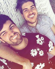 Birthday Cuddles with Mister Preda☺️ Gay Couple, Best Couple, Man 2 Man, Joey Graceffa, Shane Dawson, Couple Goals, Cute Couples, Cuddling, Relationship Goals