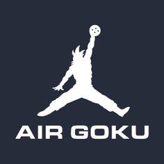 Shop Air Goku 2 goku t-shirts designed by OtakuTeez as well as other goku merchandise at TeePublic. Goku T Shirt, Pokemon Backgrounds, Game Wallpaper Iphone, Jumpman Logo, Famous Pictures, Japon Illustration, Dragon Ball Gt, Star Wars Art, Canvas Art Prints