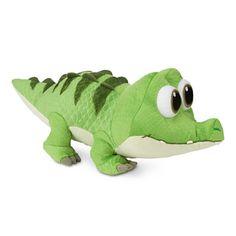 Baby Tick-Tock Crocodile Plush - 13''
