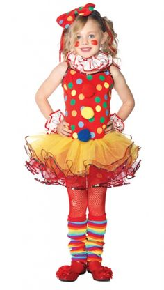 Clown Costume - Family Friendly Costumes