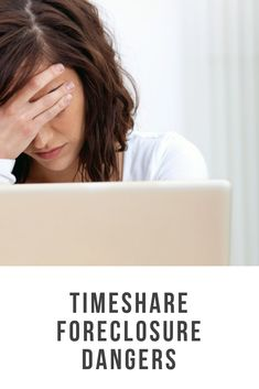Are you worried about timeshare foreclosure? Here's what you need to know. If you're behind in your timeshare payments, you are in danger of timeshare foreclosure. Ruin, Need To Know, Finance, Management, Let It Be, Group, Vacation, Vacations, Holidays Music