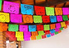 Cinco de Mayo 5 paquete de Banners papel mexicano bandera 12