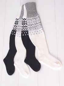 Life with Mari: Villasukat Crochet Socks, Knitting Socks, Hand Knitting, Knit Crochet, Knitting Patterns, Wool Socks, Crochet Videos, Mittens, Winter Outfits