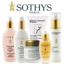 SOTHYS --really good skin care products!