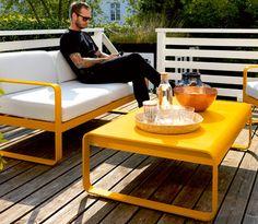 Collection Bellevie - Fermob - mobilier de jardin