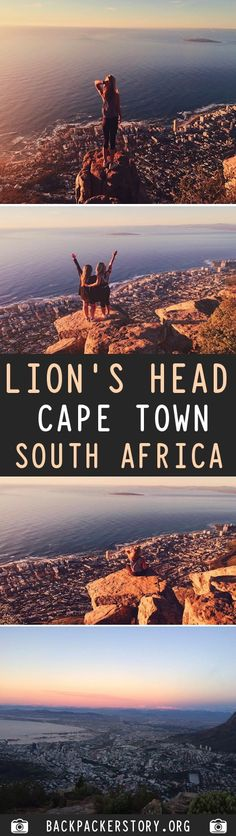 Lion's head in Cape Town, South Africa : Complete Guide