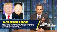 Trump's Twitter War of Words with North Korea: A Closer Look