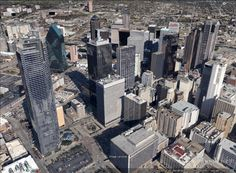 We've had a number of emails from users lately that are complaining that Google Earth tilts their view as they zoom in, and it's difficult t... Warner Robins, Fort Smith, Manhattan, Dallas, New York Skyline, Cities, June, United States, Earth