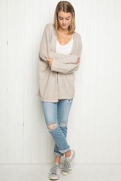 Brandy ♥ Melville | Caroline Cardigan - Sweaters - Clothing