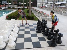 How about a giant game of chess at Now Amber Puerto Vallarta? Our resort is packed with so many different activities, you'll never get bored!