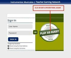 Crea juegos educativos con Teacher Gaming Network | Nuevas tecnologías aplicadas a la educación | Educa con TIC | E-Learning-Inclusivo (Mashup) | Scoop.it