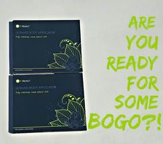 Our wraps are buy one get one free until tomorrow night...order before you miss out on this great deal!!! Www.lisafisherwrap.itworks.com