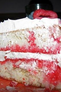 4th july jello poke cake recipe