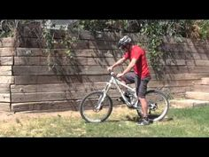 """Trackstands – The """"secret"""" to Standing Pedaling and Switchbacks"""
