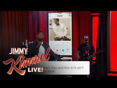 TheVine - Jamie Foxx sings Tinder profiles in hilarious 'Kimmel' sketch - Life & pop culture, untangled