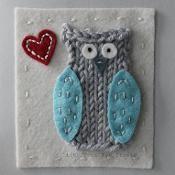 Ole the Owl - via @Craftsy
