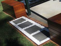 pavers Patio Ideas, Outdoor Ideas, Backyard Ideas, Outdoor Spaces, Outdoor Living, Diy Paver, Retaining Walls, Flagstone, Walkways