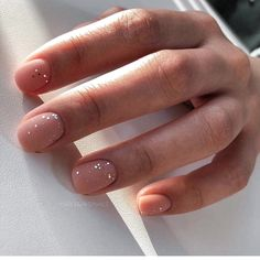 HOTTEST MATTE SHORT NAIL ART DESIGNS IDEAS 2019 Now,the footsteps of fall are getting closer, you can prepare early, and quickly collect a pair of frosted nails that can be used to lead the fashion. Nail Art Designs, Short Nail Designs, Nails Design, Natural Nail Designs, Winter Nails, Spring Nails, Summer Nails, Fall Nails, Cute Nails For Fall
