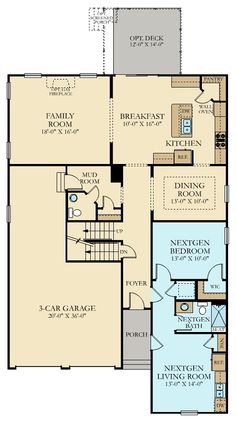 22 Best House Plans Nextgen Images In 2016 House Floor