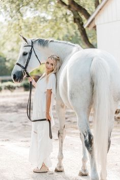 Nicole Schultz Photography // horse and rider session Horse Senior Pictures, Pictures With Horses, Horse Photos, Senior Pics, Horse Girl Photography, Equine Photography, Horse Wedding, Horse Portrait, White Horses