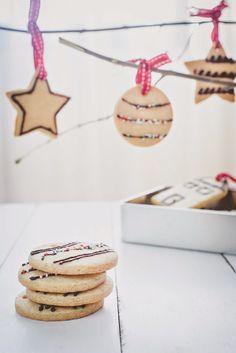 mi dolce paradiso: galletas de Navidad