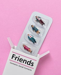 Friends anyone?