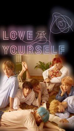 BTS /// Love Yourself wallpaper (♡●♡) xx