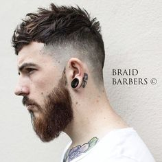 """991 Likes, 13 Comments - Braid Barbers (@braidbarbers) on Instagram: """"Textured crop. Styled with @apothecary87 clay pomade. Hair & photography: @r.braid Model:…"""""""
