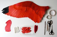 Paper birds - Diana Beltran Herrera