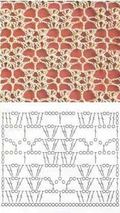 Watch This Video Beauteous Finished Make Crochet Look Like Knitting (the Waistcoat Stitch) Ideas. Amazing Make Crochet Look Like Knitting (the Waistcoat Stitch) Ideas. Filet Crochet, Crochet Motifs, Crochet Diagram, Crochet Stitches Patterns, Crochet Chart, Crochet Squares, Crochet Designs, Stitch Patterns, Crochet Poncho