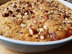Rabarber crumble med kokos og mandler Baking Recipes, Cake Recipes, Cooking Cookies, Food Crush, Rhubarb Recipes, No Bake Cake, Macaroni And Cheese, Sweet Tooth, Oatmeal