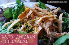 Bajio Chicken Salad