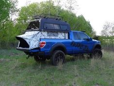 Image result for toyota tundra lifted camper shell