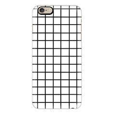 Elegant Grid - iPhone 6s Case,iPhone 6 Case,iPhone 6s Plus Case,iPhone... ($40) ❤ liked on Polyvore featuring accessories, tech accessories, iphone case, iphone cases, slim iphone case, apple iphone cases and iphone cover case