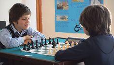 """""""Queremos ter o xadrez na escola"""""""