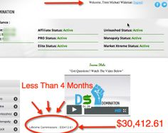 DS Domination Review - DS Domination is a drop shipping affiliate program that leverages ebay and amazon to make unlimited profits on Ebay. #DS #Domination #Review #Info #DsDomination