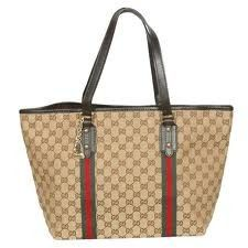 GUCCI 139260 MONOGRAM TOTE Good | Buya