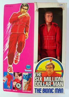 Toys You Had Presents The Six Million Dollar Man 1970s Childhood, My Childhood Memories, Childhood Toys, 1960s Toys, Retro Toys, Vintage Toys, Steve Austin, Bionic Woman, Star Wars Action Figures