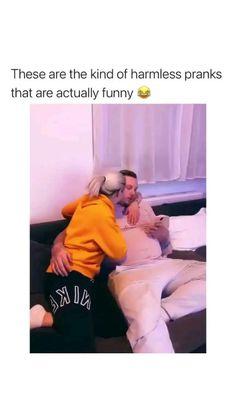 Funny Prank Videos, Crazy Funny Videos, Super Funny Videos, Crazy Funny Memes, Really Funny Memes, Funny Pranks, Funny Relatable Memes, Funny Vidos, Funny Laugh