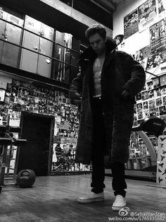 sebastian stan is our life: Photo Sebastian Stan, Romanian Men, Toby Hemingway, Bae, James Buchanan, Dc Movies, Raining Men, Stucky, Bucky Barnes