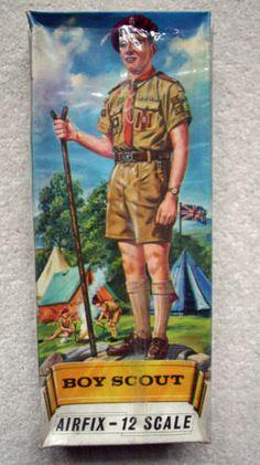 Airfix 1 12th Scale BOY Scout KIT | eBay